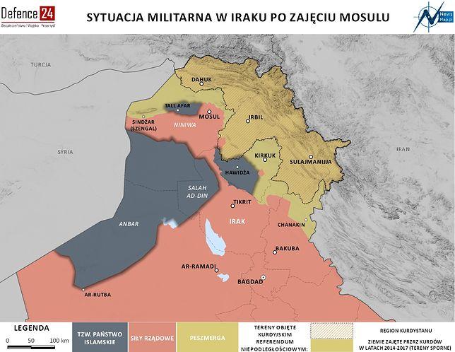 Mosul wyzwolony i co dalej? Scenariusze dla Iraku [PROGNOZA]