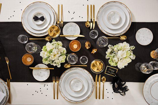 Zastawa stołowa i eleganckie sztućce stworzą w czasie posiłku wyjątkową atmosferę