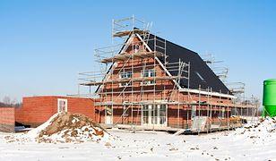 Budować czy nie budować? Zobacz, jakie prace na budowie możesz przeprowadzić zimą