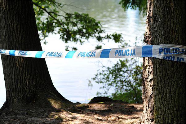 Zwłoki mężczyzny w Jeziorku Czerniakowskim w Warszawie