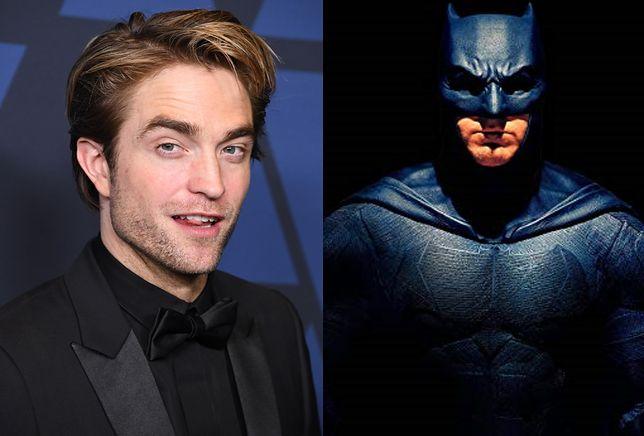 """Robert Pattinson zaczął treningi do """"The Batman"""". Ćwiczy pod okiem brazylijskiego rzeźnika"""