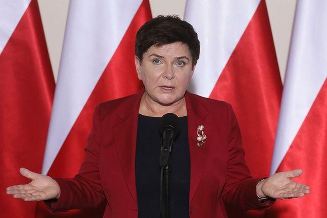 Premier Beata Szydło czeka na decyzję rezydentów do czwartku