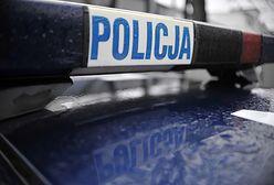 Wypadek na DK 53 Szczytno-Rozogi. Radiowóz dachował. Nie żyje policjant
