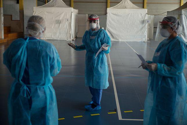 Koronawirus na świecie. Francja. Członkowie komisji wyborczych zakażeni wirusem.