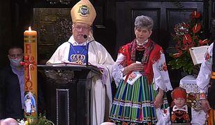 Jasna Góra. Pielgrzymka z Łowicza dotarła do celu. Biskup Józef Zawitkowski z Łowicza komentuje