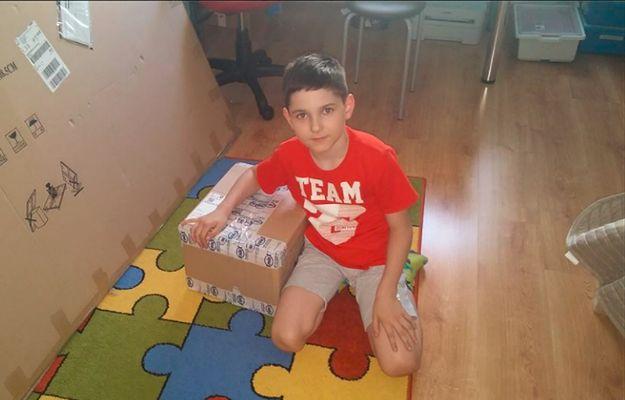 9-letni Kamil Wroński z Lublina będzie najmłodszym studentem w Polsce