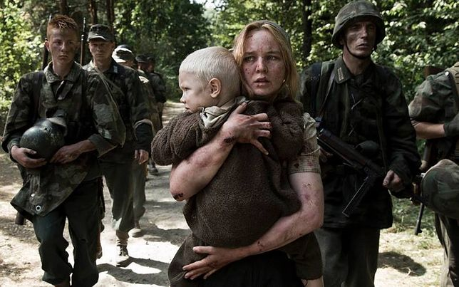 """Kadr z filmu """"Wołyń"""""""