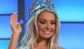 Czeszka została Miss Świata 2006