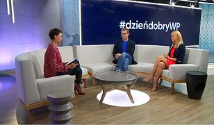 """Małgorzata Serafin (Telewizja WP), Sławomir Sierakowski (""""Krytyka Polityczna""""), Joanna Miziołek (""""Wprost"""")"""