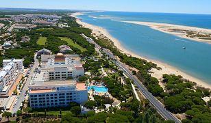 Region Costa de la Luz jest najbardziej na zachód wysuniętą częścią południowej Hiszpanii