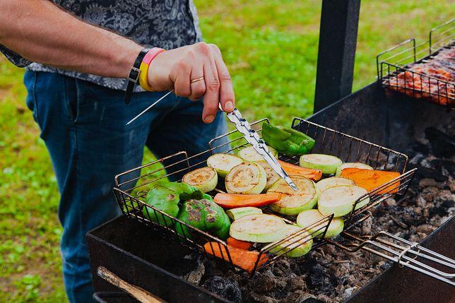 Roślinny zamiennik doskonale sprawdza się na grillu