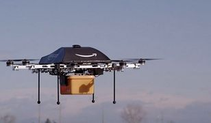 Amazon coraz bliżej dostarczania przesyłek dronami