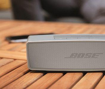 Bose Sound Link Mini II - test głośnika o potężnym basie