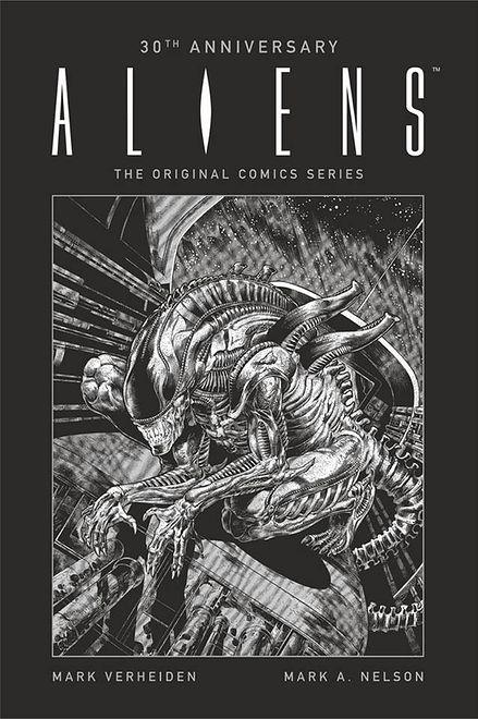 ALIENS – 30th Anniversary Edition, wyd. Scream Comics, 2020