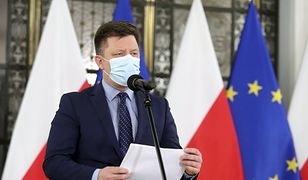 Koronawirus w Polsce. Konferencja prasowa Michała Dworczyka. Nowe informacje ws. szczepionek