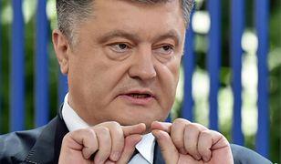 Poroszenko: rosyjskie wojska u granic. Jest prawdopodobieństwo ataku