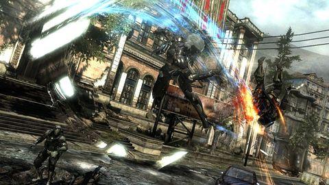 Wygląda na to, że w Metal Gear Rising: Revengeance na Steamie nie da się grać offline