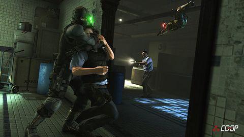 Wieloplatformowa przyszłość Splinter Cell?