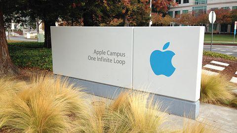Apple boi się kobiecego ciała