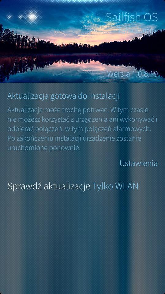 Kolejna aktualizacja Sailfisha przynosi jeszcze lepszą obsługę aplikacji Androida