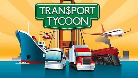 Transport Tycoon dla urządzeń przenośnych w sprzedaży od 3 października