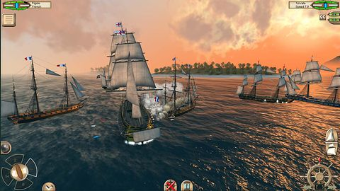 The Pirate: Caribbean Hunt na weekend – polska gra o piratach
