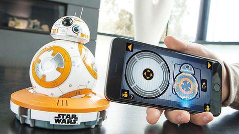 Miniaturowy BB-8, droid z nowych Gwiezdnych Wojen, już w sprzedaży!