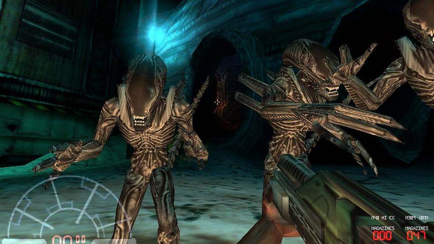 Klasyczne Aliens Vs. Predator do pobrania za darmo zachętą do testów GOG Galaxy