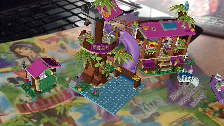 Lubisz LEGO? Ożyw najnowszy katalog aplikacją na tablety i smartfony