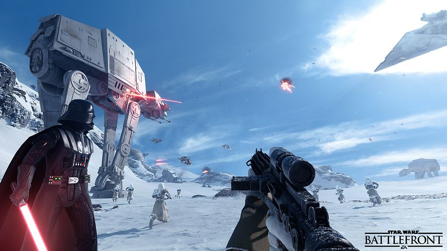 Star Wars Battlefront – porównanie kart Radeon R9 380 i GeForce GTX 960 OC