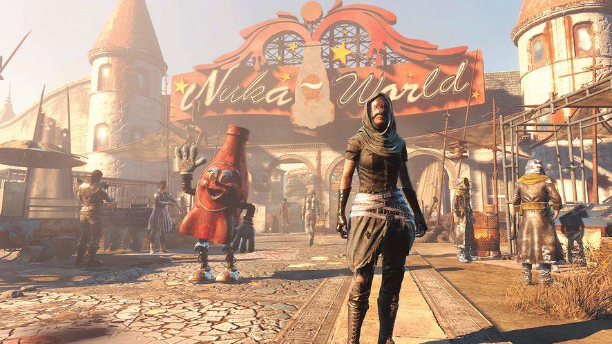 Nadchodzi koniec przygody z Falloutem 4: Nuka World będzie ostatnim DLC