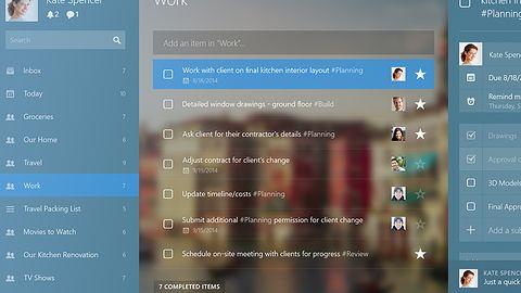 Wunderlist do zarządzania zadaniami nie zapomina o klasycznym desktopie