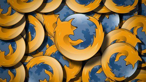 Firefox z ustawieniami wydajności: zasoby alokowane przez użytkownika