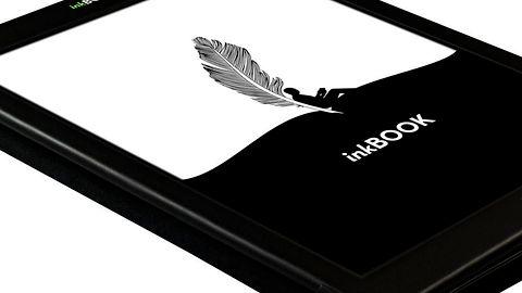 inkBOOK 8: czytnik e-booków z 8-calowym ekranem do zadań specjalnych