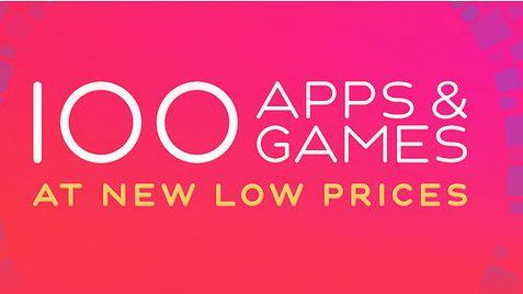Wielkie wyprzedaże w App Store. Sto aplikacji dla iOS po 0,99 euro