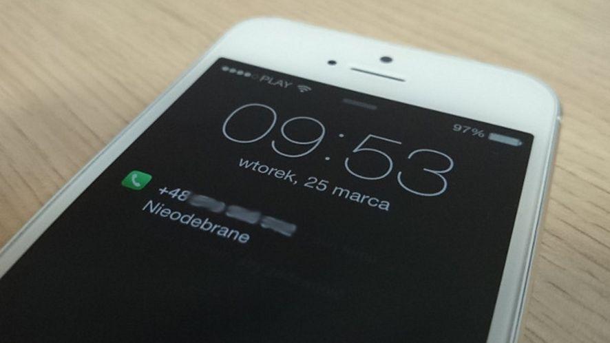 Aplikacja pozwala blokować niechciane numery