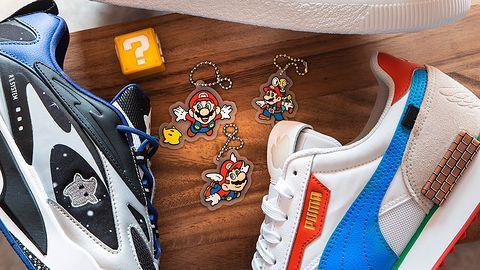 Nintendo jak Cyberpunk 2077. Super Mario z własną linią butów