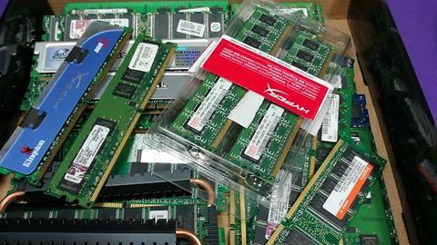 Rodzaje pamięci RAM, od DDR do DDR4