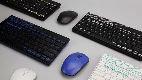 Rapoo 8000M – kompaktowa mysz i klawiatura za niecałe 90 złotych