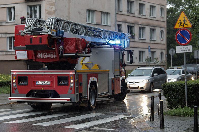 """Mniej ćwiczeń w straży pożarnej? """"Ruszyło się, dają młodym popalić"""""""