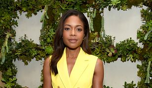 LOOK OF THE DAY: Naomi Harris w cytrynowej kamizelce