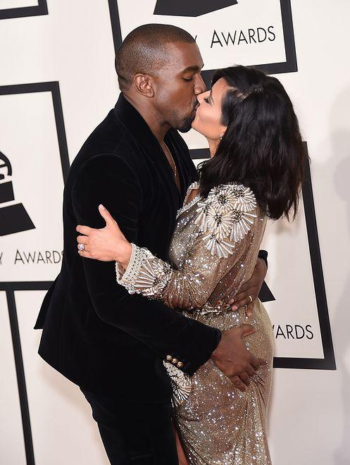 Kim Kardashian i Kanye West o seksie przy trójce dzieci