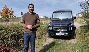 Test Mercedesa G500: bezsensowne auto, które chciałbym mieć w garażu