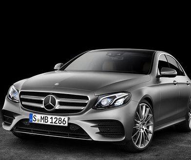 Nowy Mercedes Klasy E - pierwsze zdjęcia