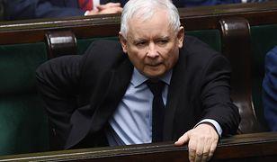 Jarosław Kaczyński zajął centrum polskiej sceny politycznej