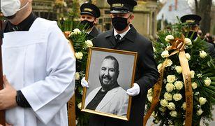 Pogrzeb Dariusza Gnatowskiego. Ksiądz wygłosił piękne kazanie