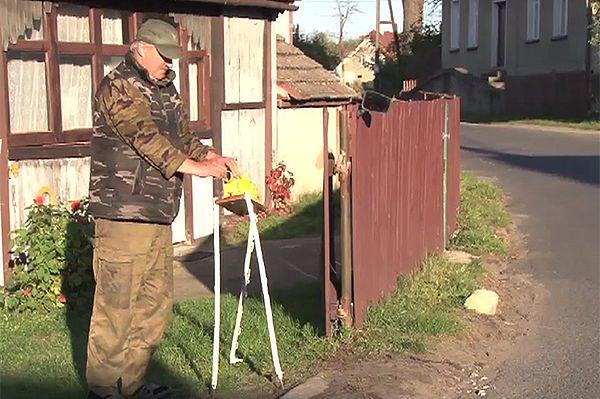 """W Buchałowie stanął """"fotoradar obywatelski"""""""