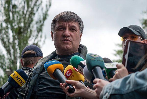 Szef MSW Ukrainy: konwój humanitarny z Rosji nie przejedzie przez obwód charkowski
