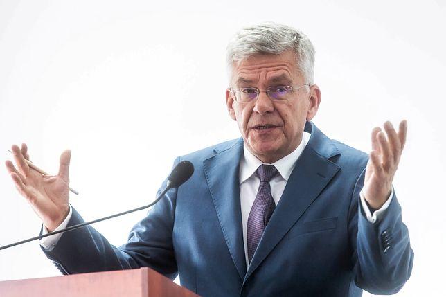 Stanisław Karczewski: Zdecydowaliśmy o przerwaniu posiedzenia Senatu