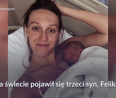Aleksandra Żebrowska pokazuje prawdziwy obraz macierzyństwa